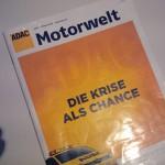Das auflagenstärkste deutschsprachige Magazin - die ADAC Motorwelt